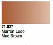 Farba Vallejo Model Air 71037 Mud Brown 17ml