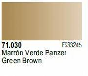 Farba Vallejo Model Air 71030 Green Brown 17ml