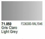 Farba Vallejo Model Air 71050 Light Grey 17ml