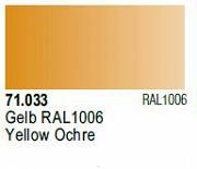 Farba Vallejo Model Air 71033 Yellow Ochre 17ml