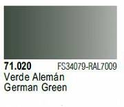 Farba Vallejo Model Air 71020German Green 17ml