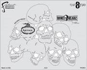 "Bone Headz ""Eight Dead"""