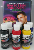 Zestaw How to Begin Airbrushing DVD