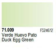 Farba Vallejo Model Air 71009 Duck Egg Green 17ml