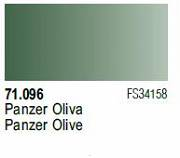 Farba Vallejo Model Air 71096 Panzer Olive 17ml