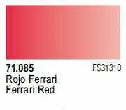 Farba Vallejo Model Air 71085 Ferrari Red 17ml