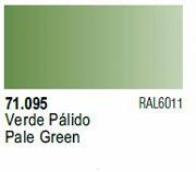 Farba Vallejo Model Air 71095 Pale Green 17ml